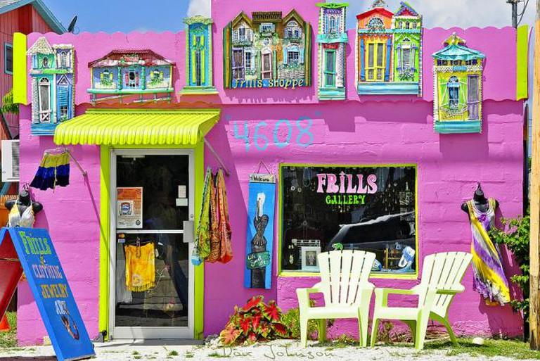 Matlacha Frills Shop