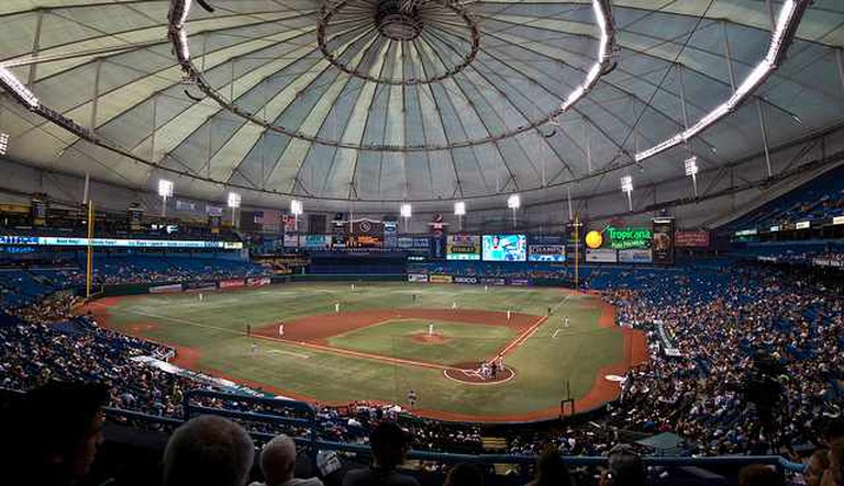 Tropicana Field, FL l