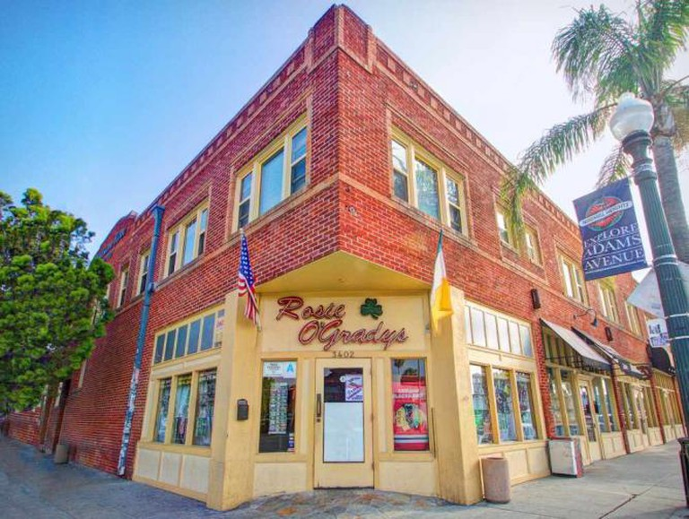 Rosie O'Grady's San Diego | Courtesy of Maurice Cavada and Rosie O'Grady's