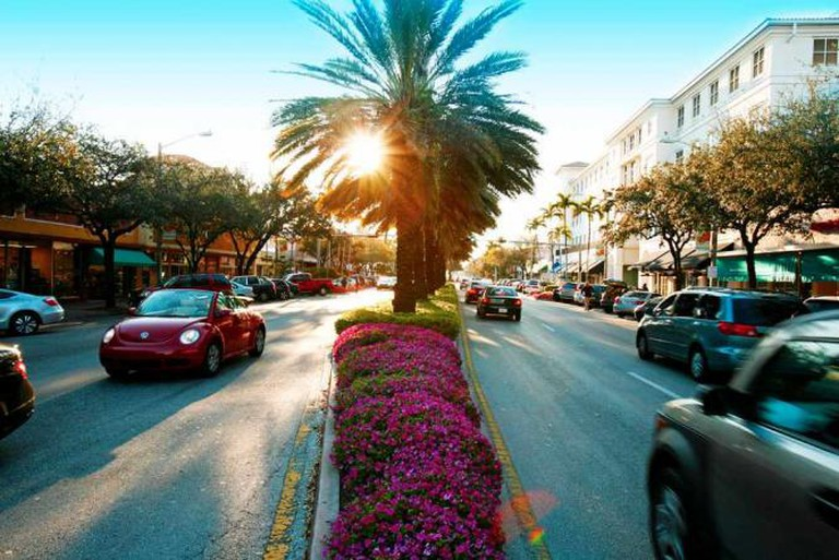 Miracle Mile | courtesy of Coral Gables BID
