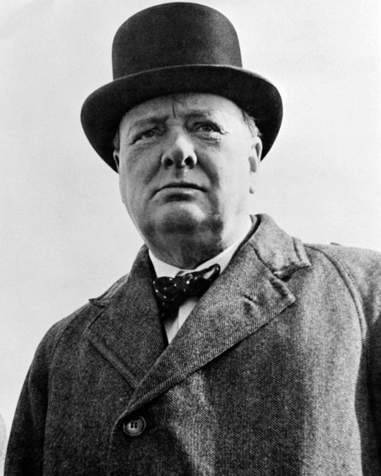 Winston Churchill | © WikiCommons/US Library of Congress