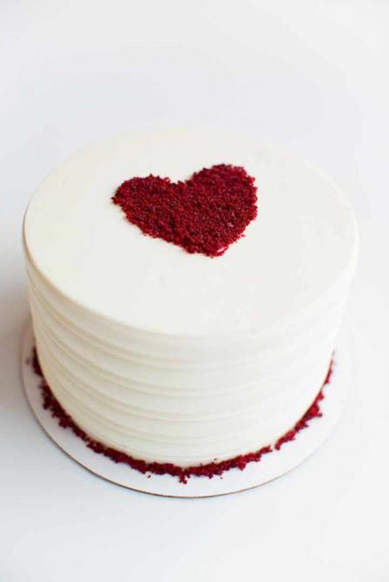 (Love) Cake | Courtesy of Bake Shoppe