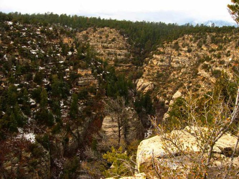 A Creative Commons Image: Walnut Canyon National Monument