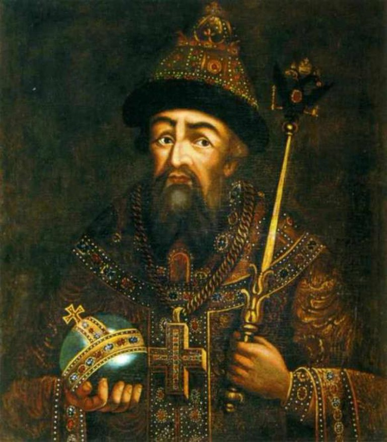 Ivan The Terrible | Public Domain Image