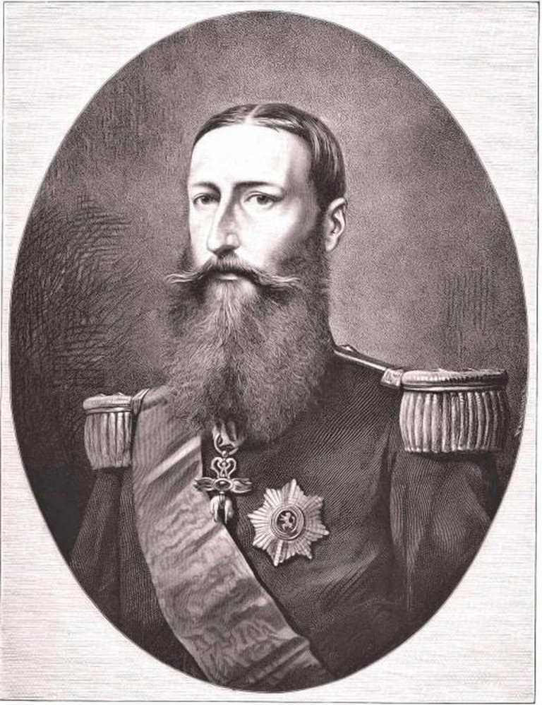 Leopold II | © WikiCommons/F. Pannemaker