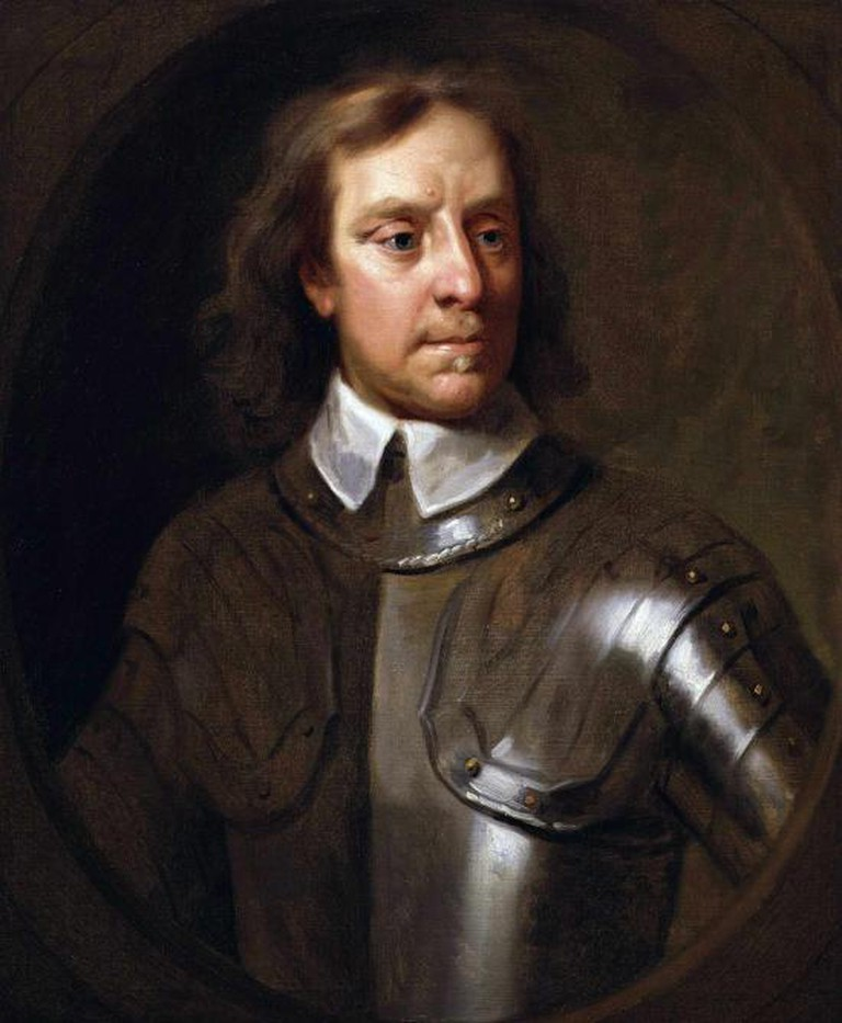 Oliver Cromwell | © WikiCommons/National Portrait Gallery