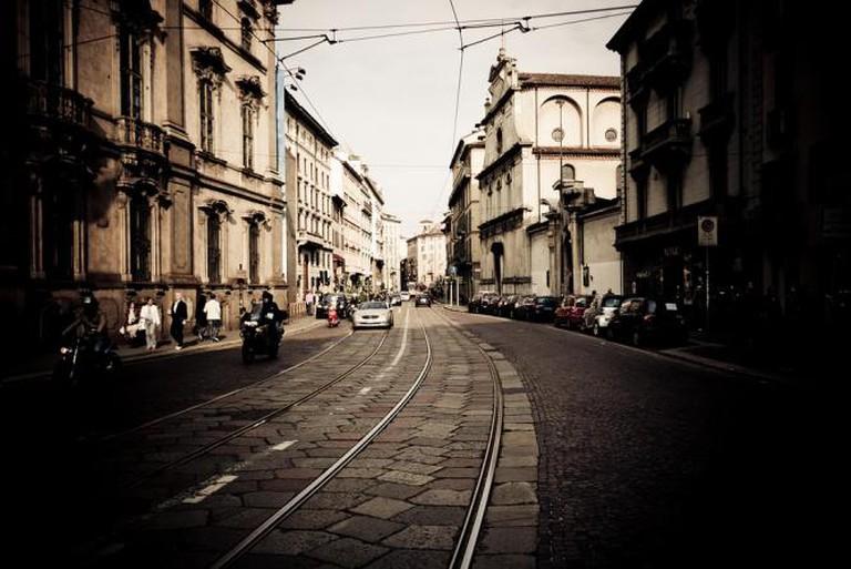 Via Meravigli, Corso Magenta | © Alessandro/Flickr