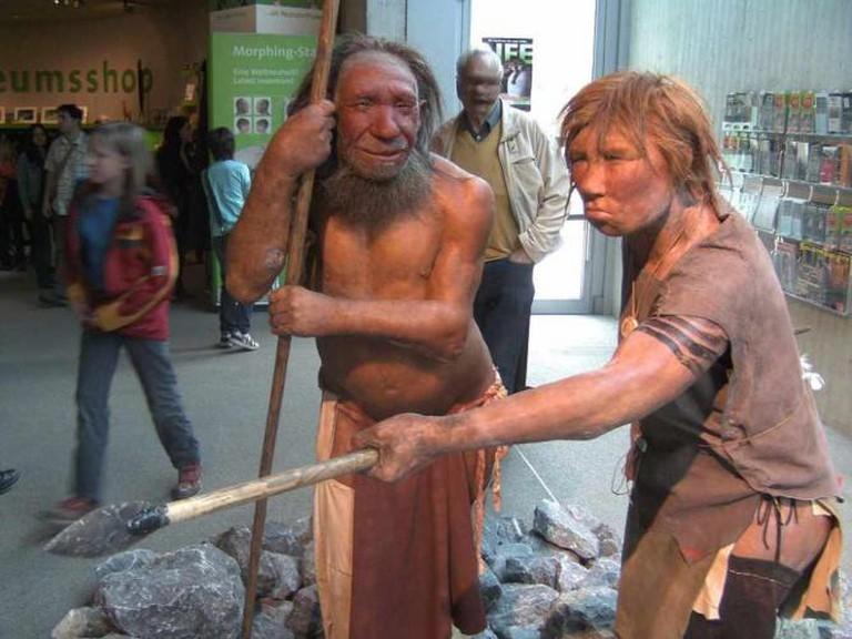 @ Neanderthal Museum