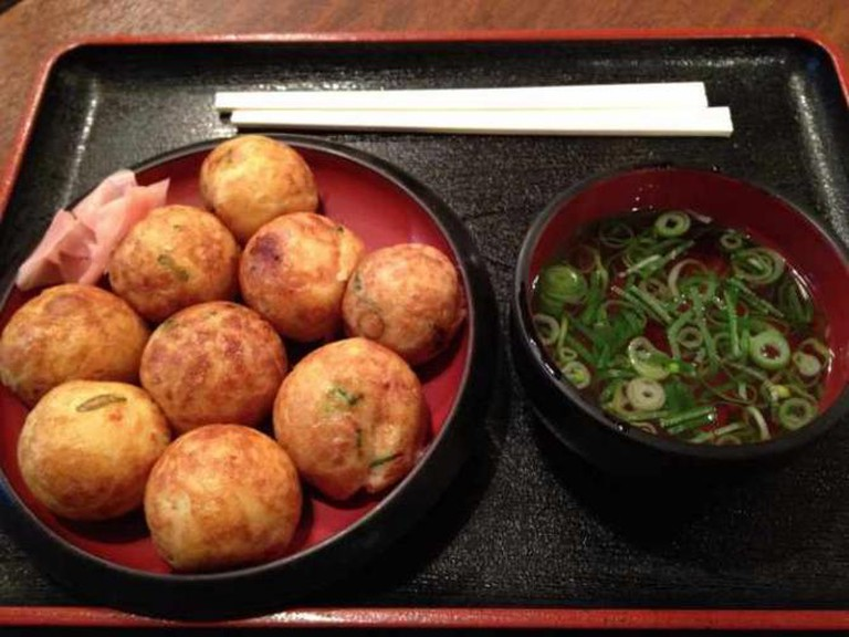 Takoyaki   © Toshiyuki IMAI/Flickr