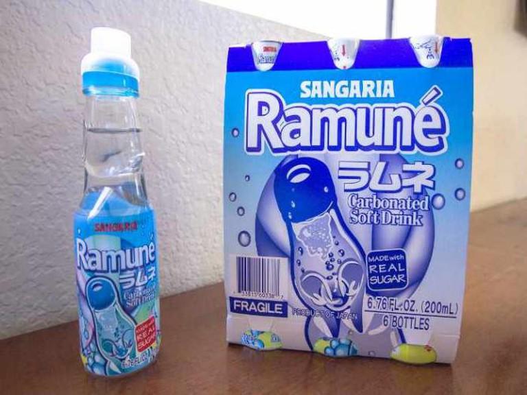 Japan Ramune   © Sstrieu/Flickr