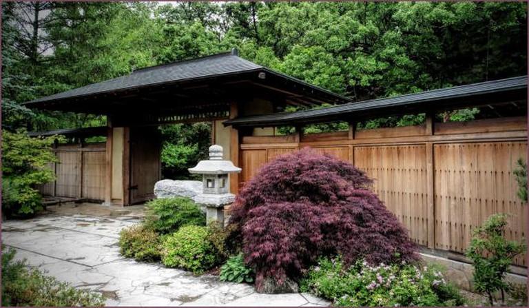 Anderson Japanese Gardens | © SJ Strand/Flickr
