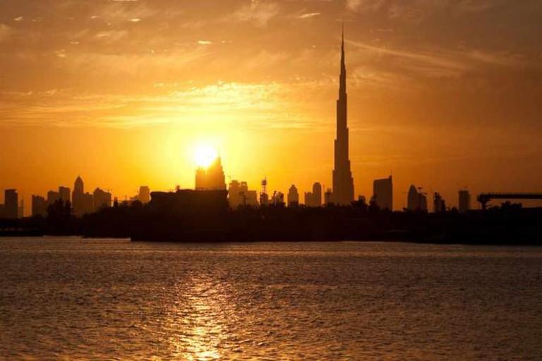 Dubai sunset | © the_dead_pixel/Flickr