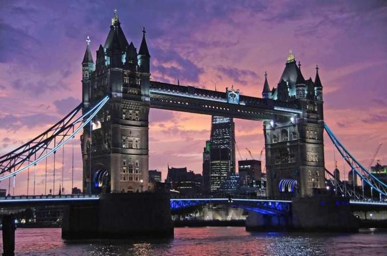 Tower Bridge, London | © fofofan1/Pixabay