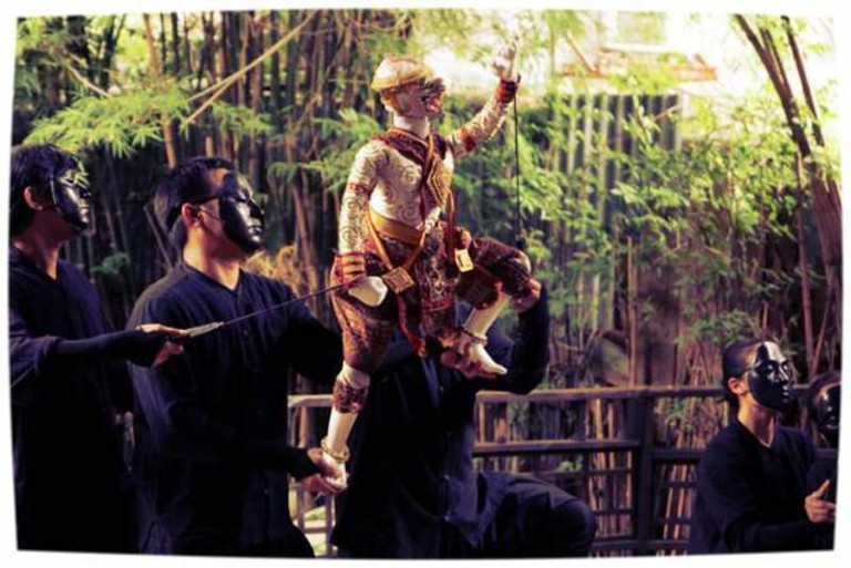 The Artist House- Thai Puppet Dance