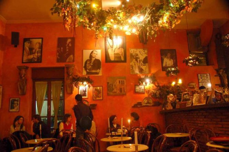 Melina's Coffee Shop | © Robert Wallace/Flickr