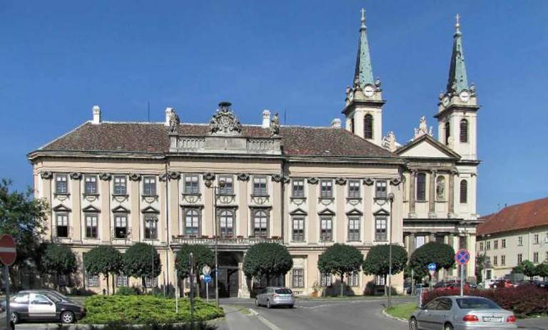 Szombathely center