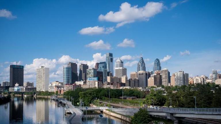 Philadelphia from the South Street Bridge I © Mike Boening Photography/Flickr