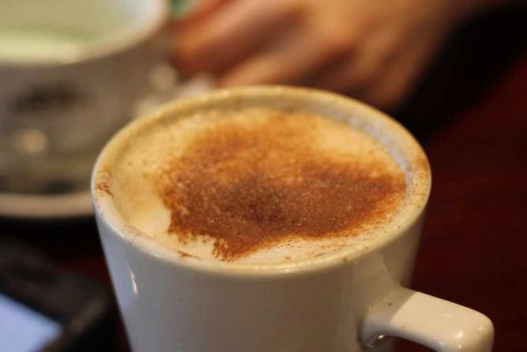 Chai latte | © Tj Cosgrove/Flickr
