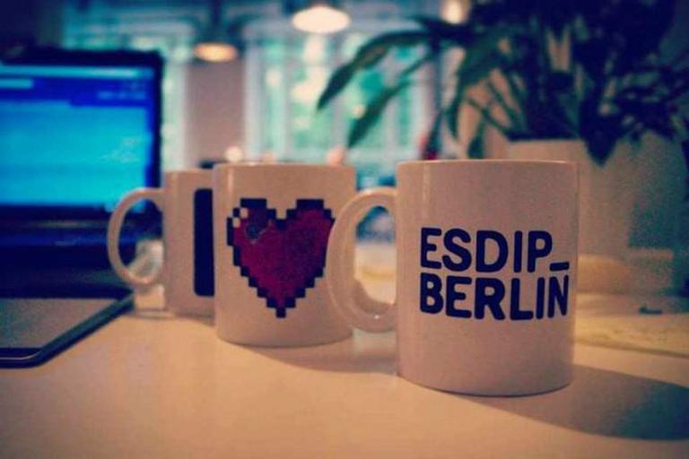 Courtesy of ESDIP Berlin