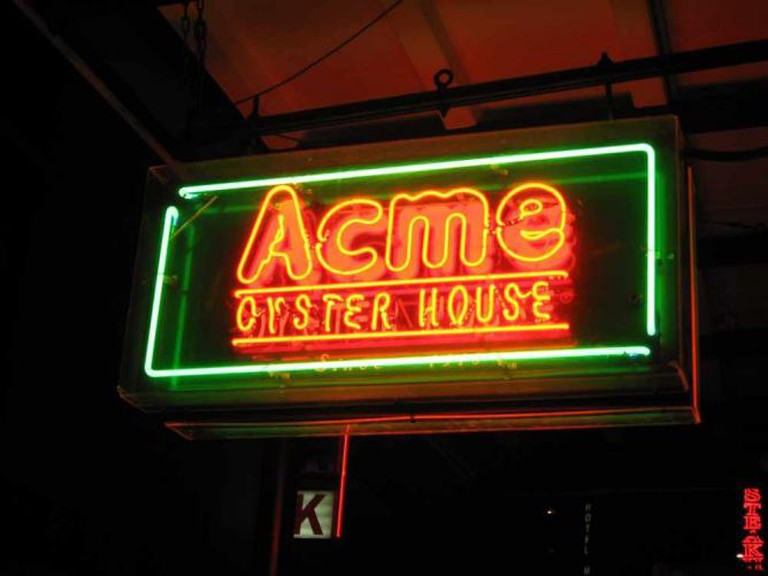 Acme Oyster House - Ken Lund/Flickr