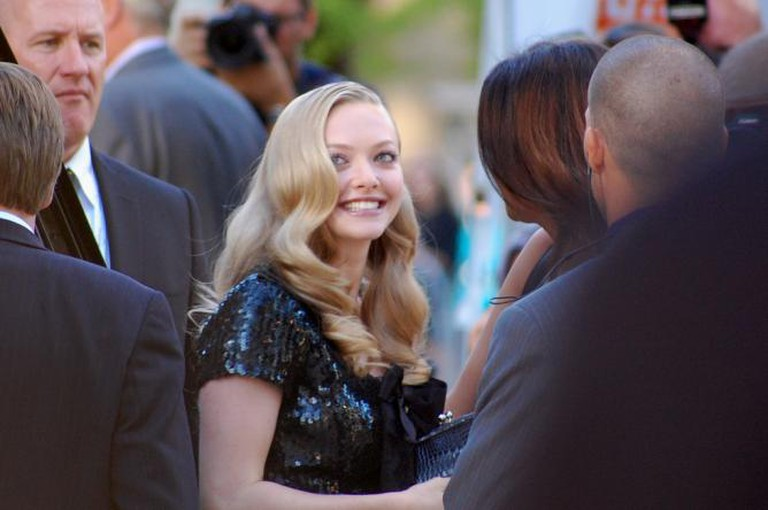 Amanda Seyfried - TIFF 09' at the Chloe premiere | © Courtney/Flickr