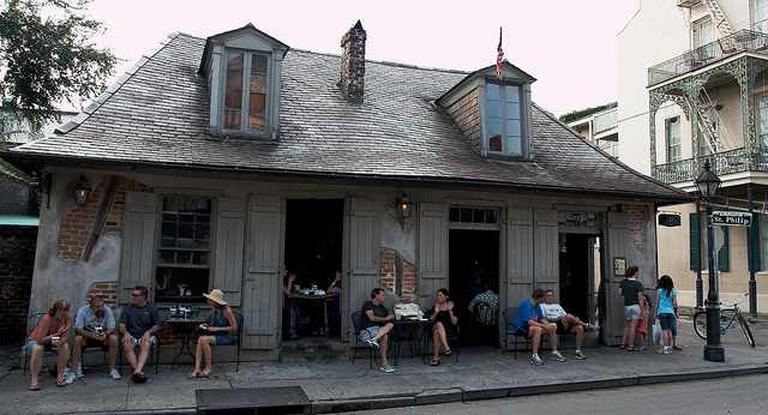 Lafitte's Blacksmith Shop Bar   © Martin Pilát/Flickr