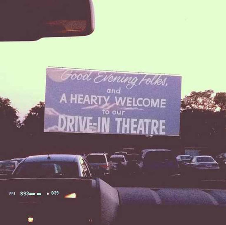 Drive-In-Wellfleet, MA © Erin McAward /flickr