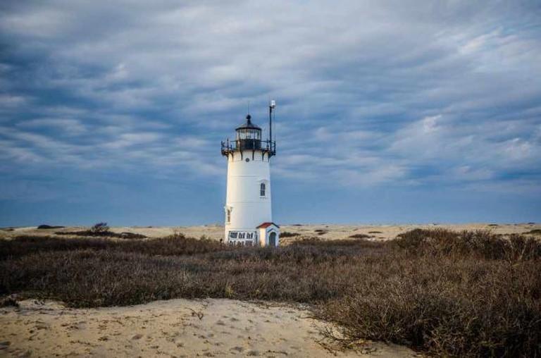 Race Point Lighthouse on Cape Cod ©/M01229
