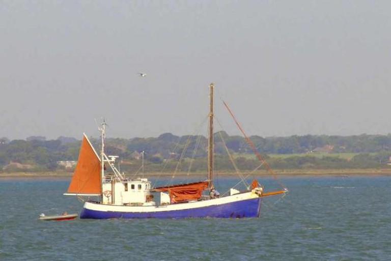 Fishing Boat © Steve Parks/flickr