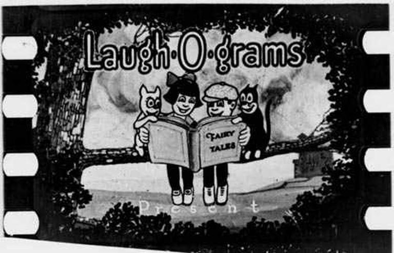Still of Laugh-O-Gram cartoon