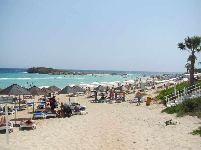 Beach in Cyprus I