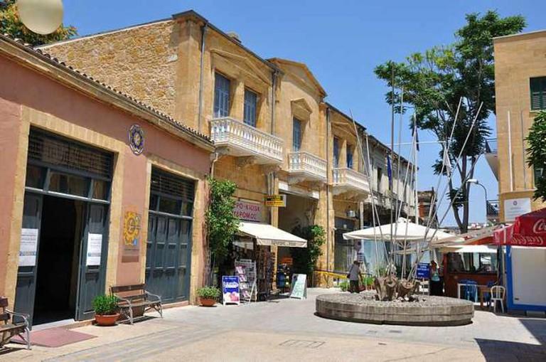 Ledra Street I