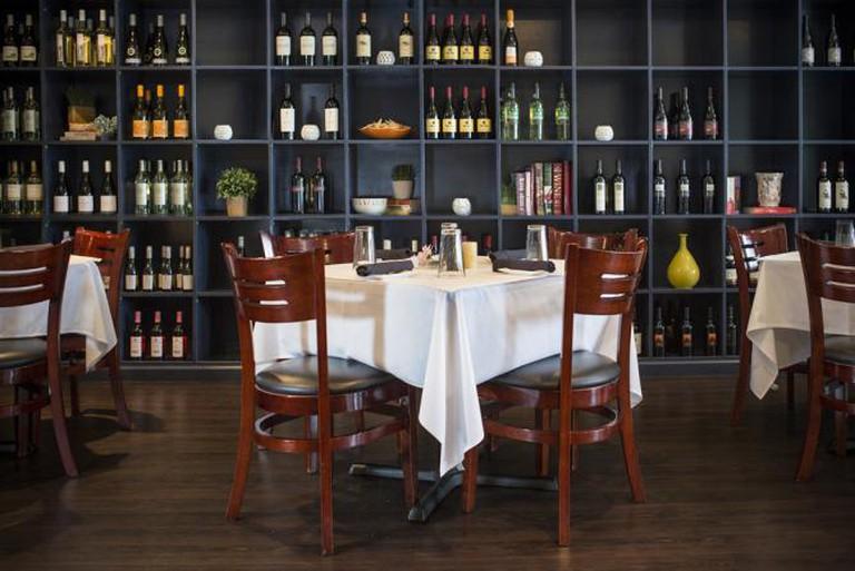 Restaurant interior | Courtesy of Stella's Southern Bistro