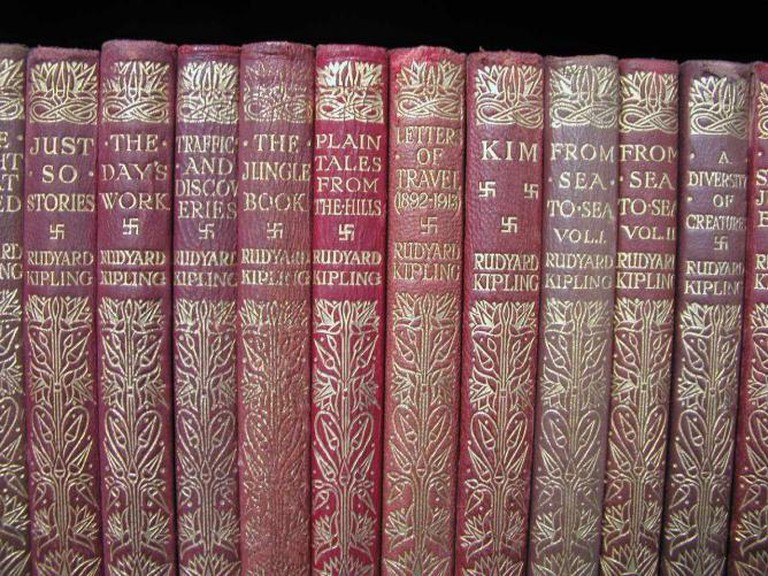 Collection of Rudyard Kipling Books – Reigate