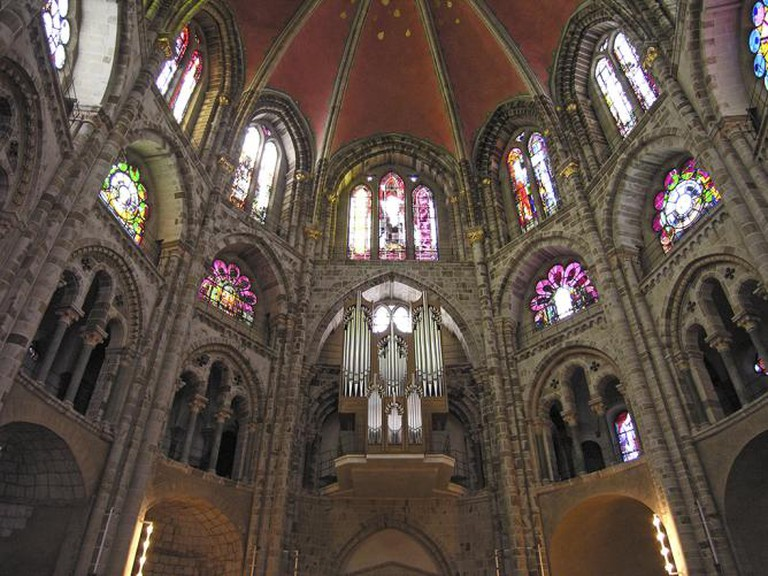 The Organ at St Gereon's