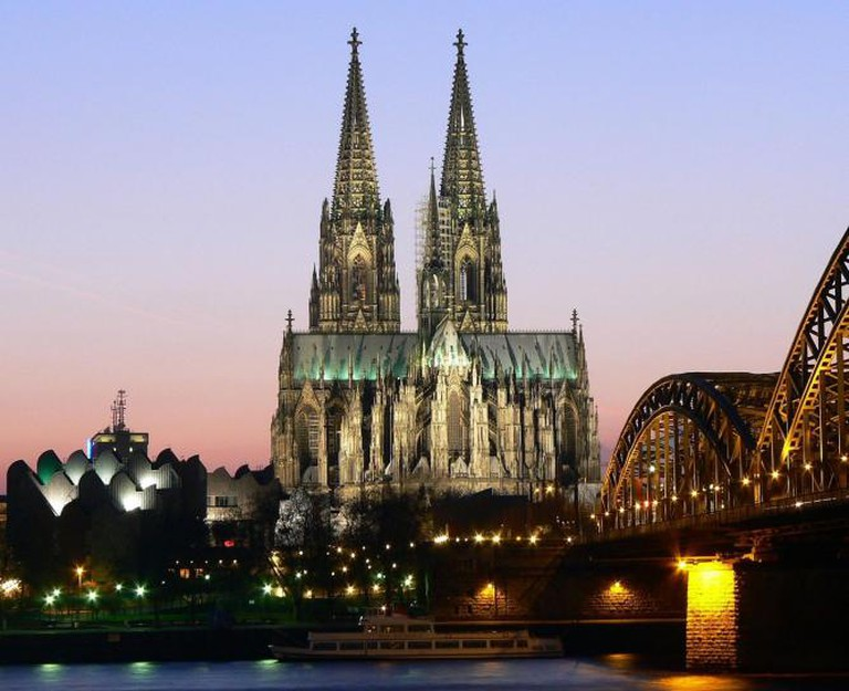 Cologne Cathedral l