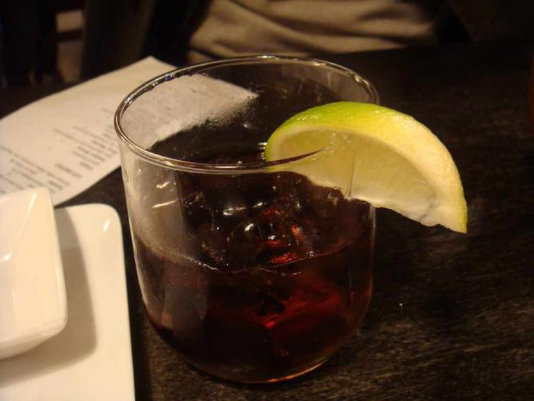 A Creative Commons Image: Rum and Coke