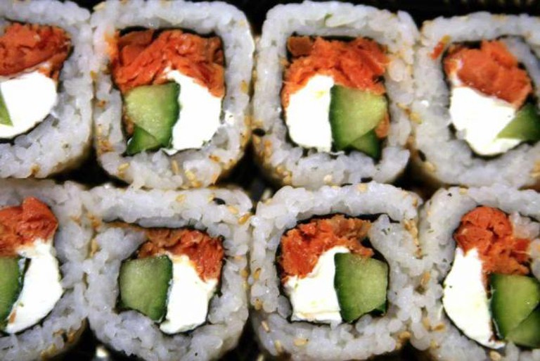 Sushi Roll, Wikicommons