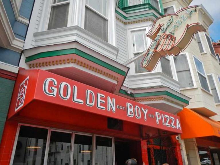 Golden Boy Pizza   © PunkToad/Flickr