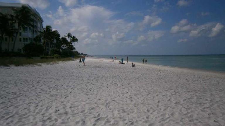 Naples, Florida, Beach