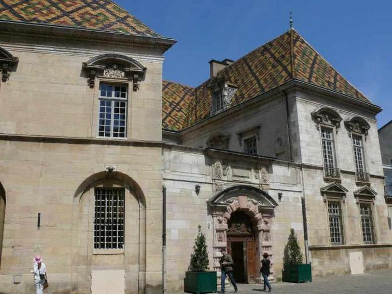 Dijon Hôtel_de_Vogüé