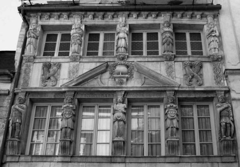 Maison des Cariatides