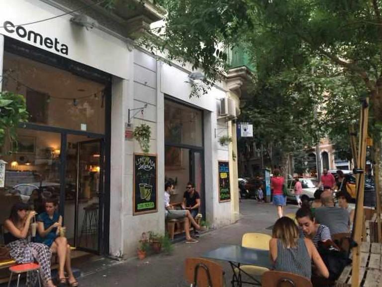 Café Cometa   Courtesy of Isabelle Kliger