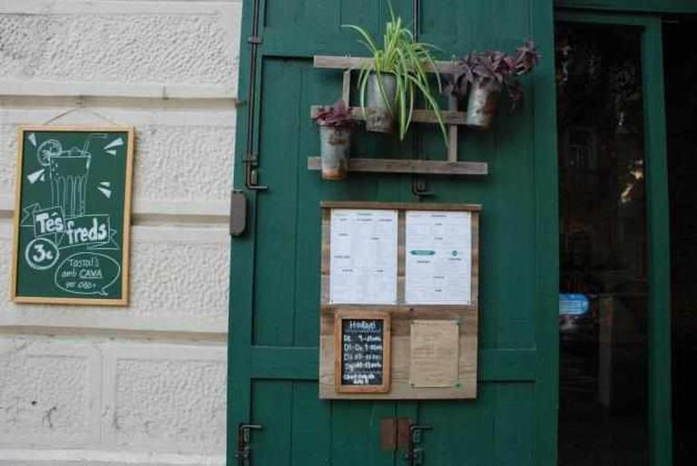 Tarannà Café   Courtesy of Tara Jessop