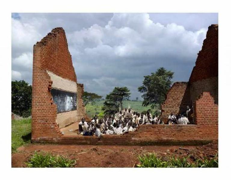 Jiba, Congo, Catholic mission, from Congo (Belge) | © Courtesy of Carl de Keyzer