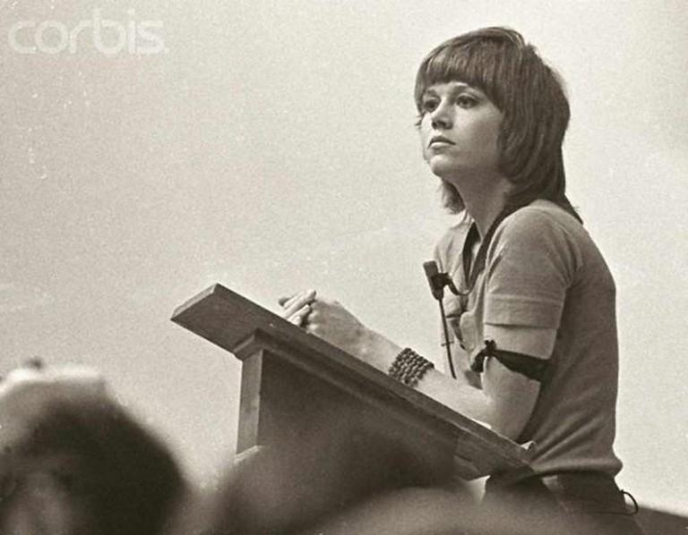 1970, Albuquerque, New Mexico, USA - Jane Fonda | © tommy japan/Flickr
