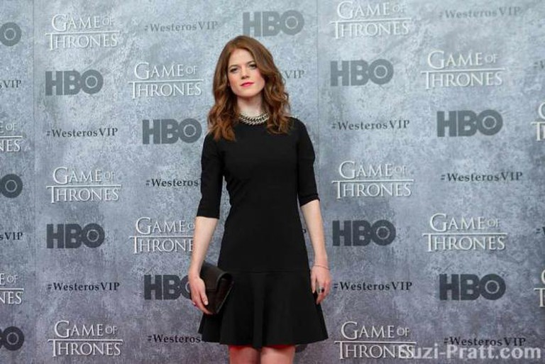 "Rose Leslie at HBO's ""Game Of Thrones"" Season 3 Seattle Premiere at Cinerama 