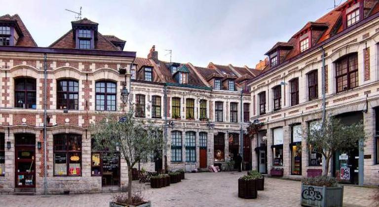 Vieux-Lille | © Velvet/WikiCommons