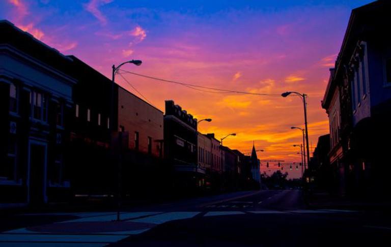 Elizabethtown | © derrickcollins/Flickr