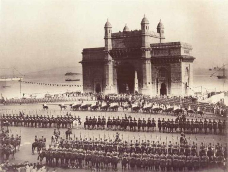 Gateway of India, 1911